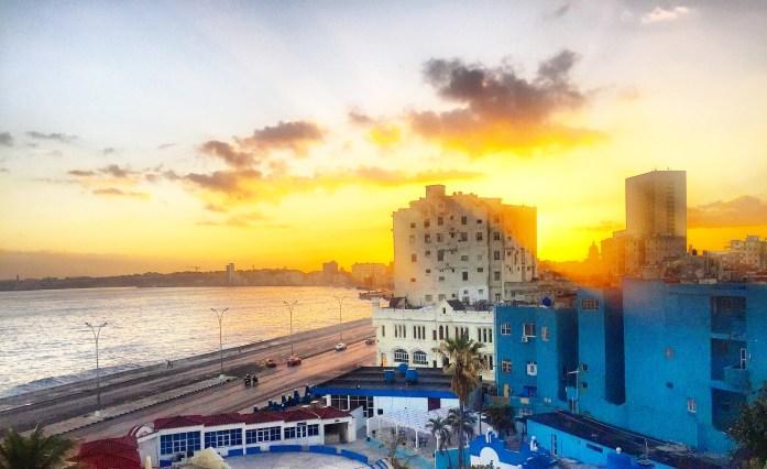 Havana Sunset - Cuba