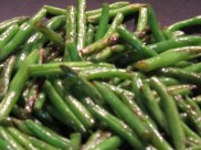 Chinese Five Spice Pork and Green Beans