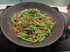 Chinese Five Spice Pork with Green Beans