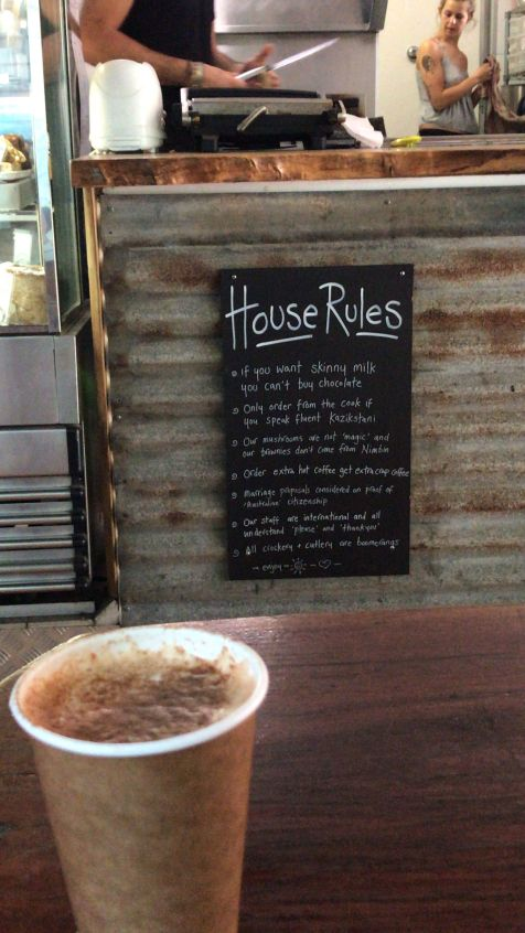 House Rules at Arts Factory