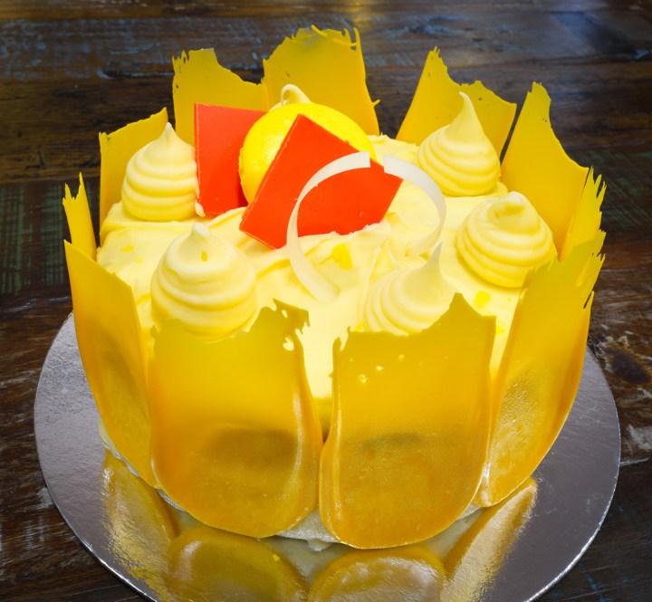 Cakes Pakenham - Lemon Paradise