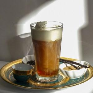 Leckere Tee-Rezepte mit Vanille von Vanillekiste.de und Tee von Robert's Teehaus