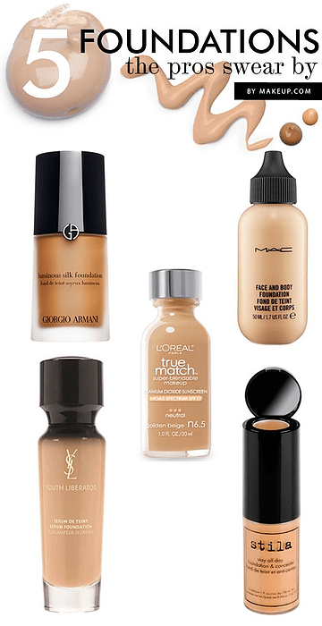 How to get your foundation to last all day