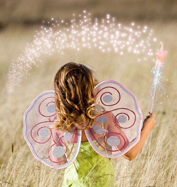 Add a Sparkle Trail to a Photo with Photoshop
