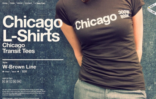 Chicago L - Shirts