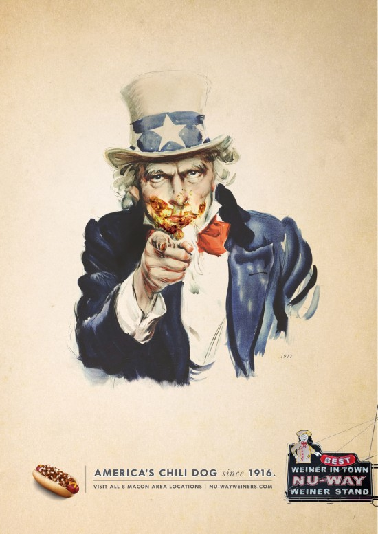 Nu-Way Weiners: Uncle Sam