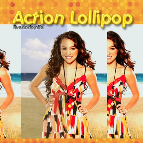 Action Lollipop