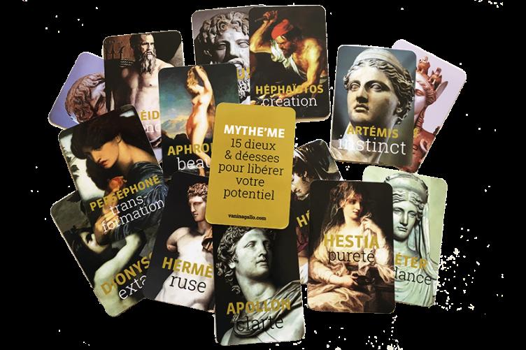 Développez votre potentiel avec les dieux et déesse grecs