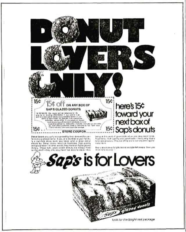 Sap's donuts