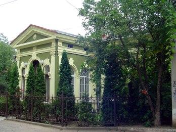 Synagogue in Klara Zetkin Street
