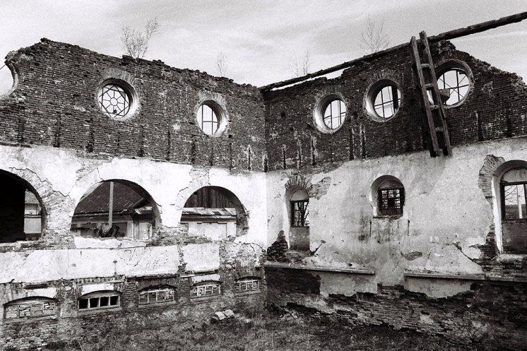 Berezhani - synagogue
