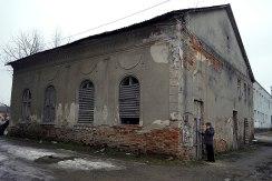 Novoselitsa - synagogue