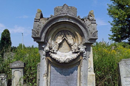 Czernowitz Jewish cemetery