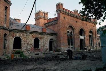 Synagogue of the Sadagora rabbi