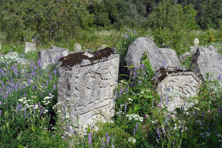 Vyzhnytsia (Wischnitz) Jewish cemetery