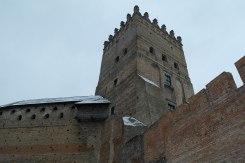 Lutsk castle