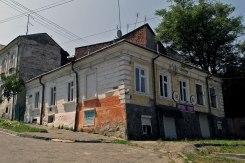 Czernowitz - old Jewish quarter