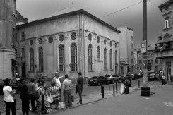 Lviv (Lwow, Lemberg) - Jakob Glanzer Shul, former Hasidic synagogue