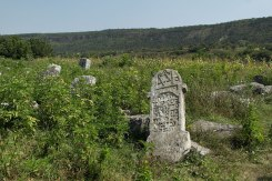 Vadul Raşcov - Jewish cemetery