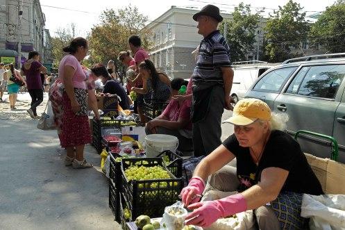 Chişinău market