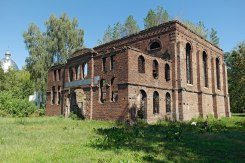 Velyki Mosty synagogue