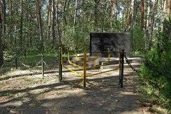 Velyki Mosty - mass grave site