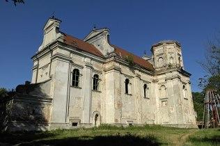 Uhniv - Catholic church