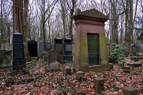 Berlin, Weißensee Jewish cemetery