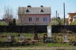 Drohobych - new Jewish cemetery