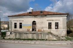 Kopychyntsi Jewish community building