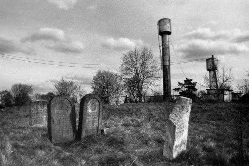 Berezhany Jewish cemetery