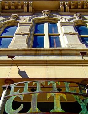 Vanishing Austin/Little City, Big Coffee by Jann Alexander © 2011