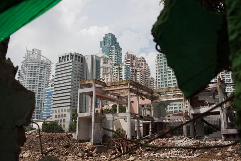 Bangkok, Lang Suan, soy 5