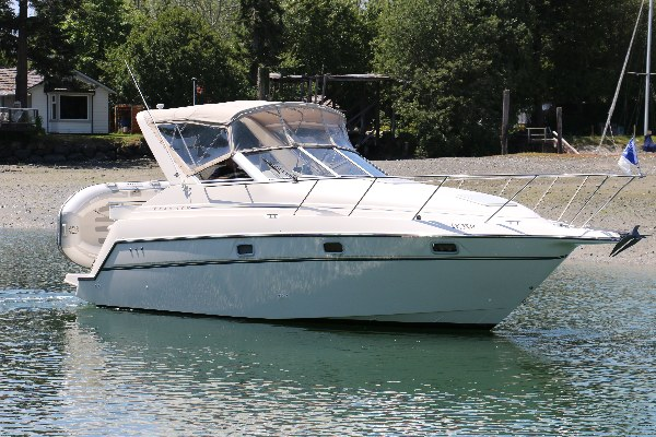 Price Reduced 28 Maxum 2800 SCR 1998 Van Isle Marina