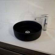 Round-MATTE-BLACK-Thin-Edge-Vessel-Counter-Top-Bench-Mount-Art-Basin-Bowl-Sink-253200487310-4