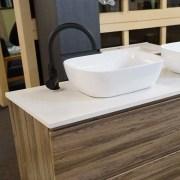Round-Gooseneck-Matte-Black-360-Swivel-Mid-Rise-Basin-Laundry-Kitchen-Sink-Mixer-252978414031-9