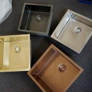 450mm-Square-Handmade-304-Grade-Stainless-Steel-Single-Bowl-LaundryKitchen-Sink-253206094302-11