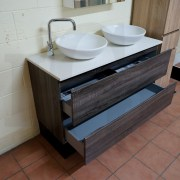 BOGETTA-1200mm-Walnut-Oak-PVC-THERMAL-FOIL-Wood-Grain-Double-Vanity-w-Stone-Top-252958578912-7