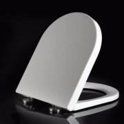 Round-D-Shape-Duraplast-Heavy-Duty-Soft-Close-Quick-Release-White-Toilet-Seat-252945971102