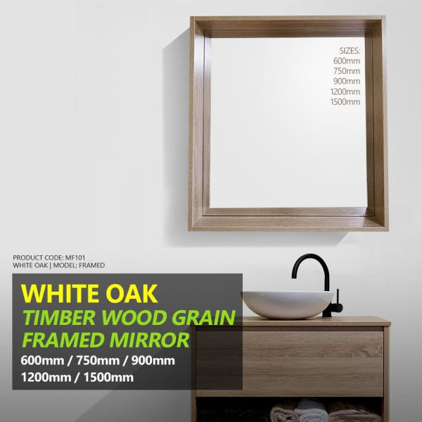 White-Oak-Timber-Wood-Grain-Wall-Mounted-Framed-Mirror-60075090012001500mm-253461809764