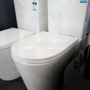 Round-D-Shape-Duraplast-Top-Fixing-Soft-Close-Quick-Release-Slim-Toilet-Seat-253101614125-7