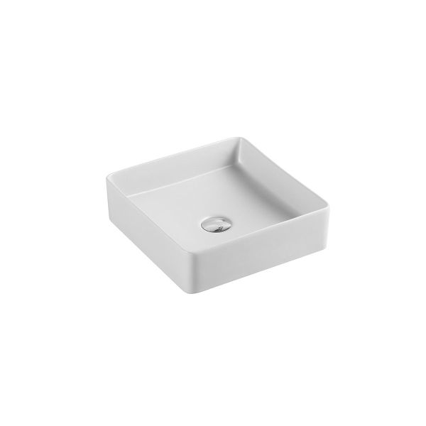 Square-MATTE-WHITE-Self-Cleaning-Thin-Edge-Designer-Vessel-Counter-Top-Art-Basin-253789337445-2