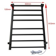 Square-Matte-Black-Heated-Electric-8-Bar-Towel-Rack-Ladder-304-Stainless-Steel-252984062545-2