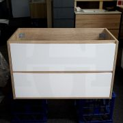 Variation-of-DUO-1200mm-White-Oak-Textured-Timber-Wood-Grain-Vanity-with-Gloss-White-Drawers-253263209235-efea