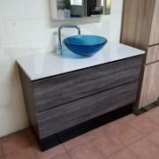 BOGETTA-1200mm-Walnut-Oak-PVC-THERMAL-FOIL-Timber-Wood-Grain-Vanity-w-Stone-Top-252958575316-5