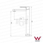 EVA-Designer-Grade-Matte-Black-Oval-Round-High-Rise-Tall-Vessel-Basin-Sink-Mixer-253119554266-2