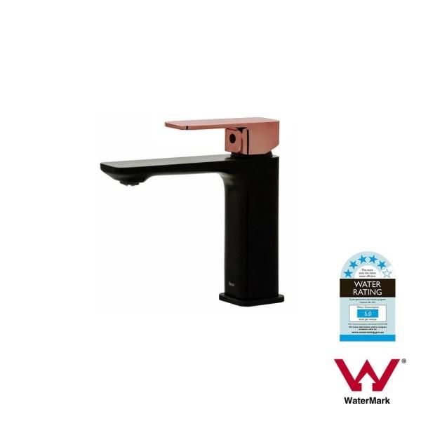 Premium-Electroplated-Matte-Black-Rose-Gold-Designer-Bathroom-Basin-Mixer-253070992216