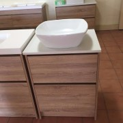 MODA-600mm-White-Oak-Timber-Wood-Grain-FreestandingFloorstanding-Vanity-w-Stone-252681370347-2