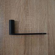 Modern-Round-MATTE-BLACK-Bathroom-Toilet-Paper-Roll-Holder-304-Stainless-Steel-252966203197-6