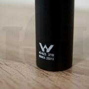 Premium-Electroplated-MATTE-BLACK-Round-Cylinder-SinkBath-Spout-Water-Outlet-AU-252975029517-9